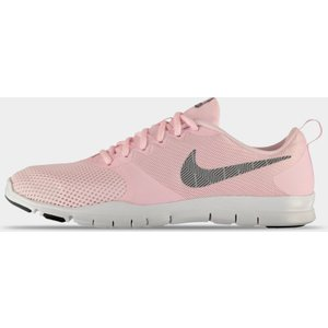 Nike Flex Essential Ladies Training Shoes Pink/dkgrey 303223 6 273088, Pink/DkGrey