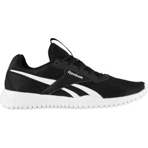 Reebok Flexagon Energy Mens Training Shoes Black/white 393809 9h 130007, Black/White