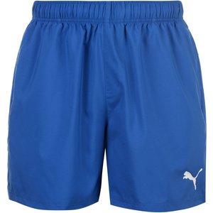 Puma Football Training Shorts Mens Royal 236208 S 437008, Royal