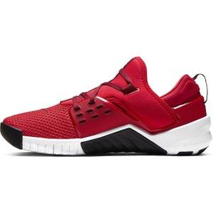 Nike Free X Metcon 2 Mens Training Shoes Red/black 303288 8 131162, Red/Black
