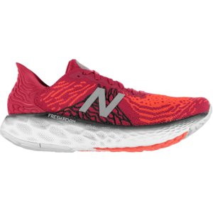 New Balance Fresh Foam 1080v10 Trainers Mens Red/white 302028 11 211963, Red/White