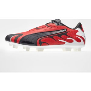 Puma Future Inhale Fg Mens Football Boots Red/black 400101 11h 207114, Red/Black