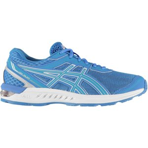 Asics Gel Sileo Ladies Running Shoes Blue/blue 301409 4 214971, Blue/Blue