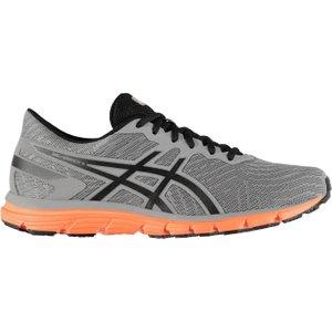 Asics Gel Zaraca 5 Mens Running Shoes Aluminum/black 269283 9 219002, Aluminum/Black