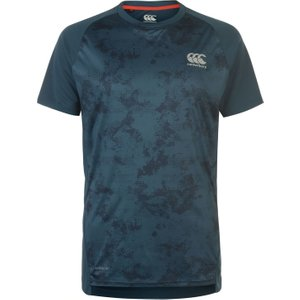 Canterbury Graphic T Shirt Mens Blue 280590 Xl 385407, Blue