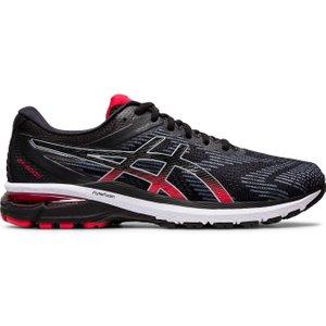 Asics Gt 2000 Mens Running Shoes Black/grey 383801 8 212064, Black/Grey