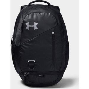 Under Armour Hustle 4 Backpack Black/silver 278282 Ones 710192, Black/Silver