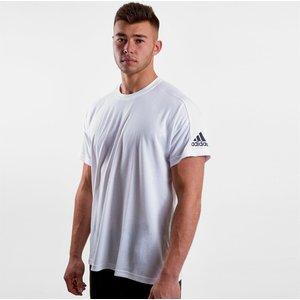 Adidas Id Stadium T Shirt White 61375 L Du1139, White