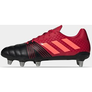 Adidas Kakari Sg Rugby Boots Black/red 339910 15 141006, Black/Red