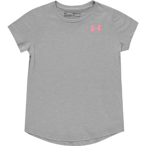 Under Armour Live T Shirt Junior Girls Grey/pink 454114 Xl 611014, Grey/Pink