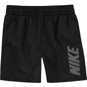 Nike Logo Shorts Junior Boys Black 324604 Xlb 351017, Black
