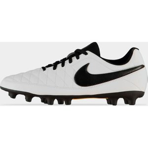 Nike Majestry Mens Fg Football Boots White/black 133498 11 201268, White/Black