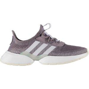 Adidas Mavia X Trainers Ladies Legacypurp/wht 410185 4 271148, LegacyPurp/Wht
