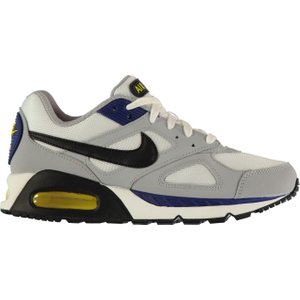 Nike Mens Air Max Ivo Trainers White/blk/grey 326878 11 121005, White/Blk/Grey