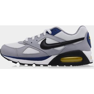 Nike Mens Air Max Ivo Trainers White/blk/blue 503053 7 121005, White/Blk/Blue