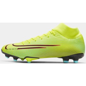 Nike Mercurial Superfly Academy Df Mens Fg Football Boots Lemon/black 331815 11h 201036, Lemon/Black