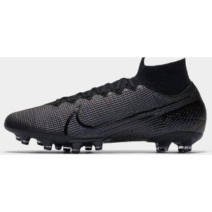 Nike Mercurial Superfly Elite Df Mens Ag Football Boots Black/black 333511 10h 201315, Black/Black
