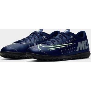 Nike Mercurial Vapor Club Astro Turf Trainers Bluevoid/silver 290961 10 261077, BlueVoid/Silver