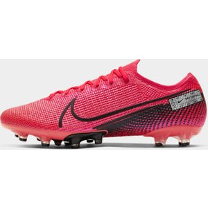 Nike Mercurial Vapor Elite Mens Ag Football Boots Crimson/black 333684 10 201316, Crimson/Black