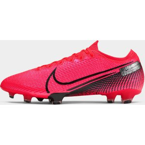 Nike Mercurial Vapor Elite Mens Fg Football Boots Crimson/black 333516 11h 201028, Crimson/Black