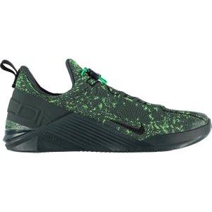 Nike Metcon Flyknit Mens Training Shoes Green/green 377197 8 131038, Green/Green