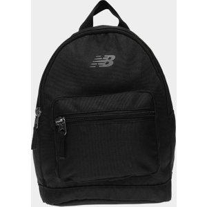 New Balance Mini Backpack Black 252337 Ones 715180, Black