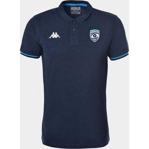 Kappa Montpellier 2019/20 Off Field Polo Shirt  64969 Xl