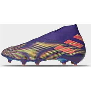 Adidas Nemeziz + Fg Football Boots Mens Ink/signpink 423583 9h 203080, Ink/SignPink