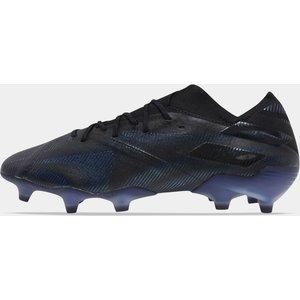Adidas Nemeziz .1 Football Boots Firm Ground Black/black 419188 9h 203081, Black/Black