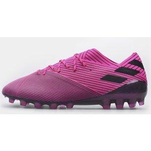 Adidas Nemeziz 19.1 Ag Football Boots Shock Pink/core 347837 6h 200546, Shock Pink/Core