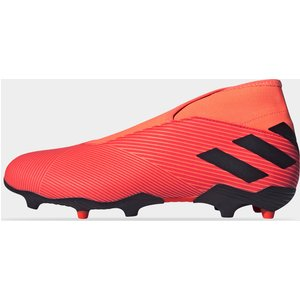 Adidas Nemeziz 19.3  Football Boots Firm Ground Signcoral/black 399169 9h 203299, SignCoral/Black