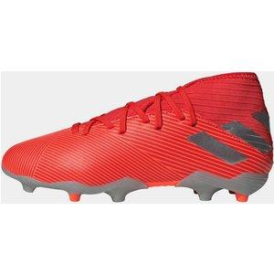 Adidas Nemeziz 19.3 Fg Men's Football Boots Red/silver 63802 10 F34389, Red/Silver