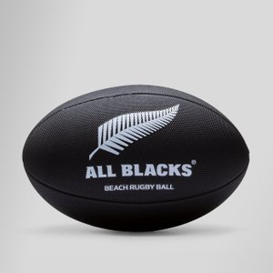 Gilbert New Zealand All Blacks Beach Rugby Ball 46808 5 41433305, Black