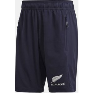 Adidas New Zealand All Blacks Mens Woven Shorts Primeblue Navy 134459 S 382009, Navy