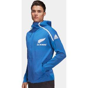 Adidas New Zealand All Blacks Rwc 2019 Players Rugby Anthem Jacket Blue 269654 Xl Dy3785, Blue