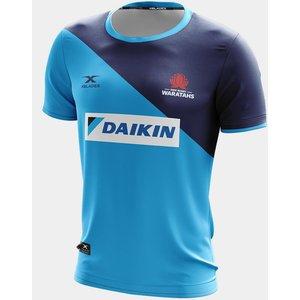 X Blades Nsw Waratahs 2020 Players S/s Super Rugby Training T-shirt  396141 3xl