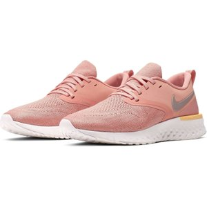 Nike Odyssey React 2 Trainers Ladies Pink/platinum 272773 4 214332, Pink/Platinum