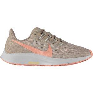 Nike Pegasus 36 Trainers Womens Pink/grey 272853 7 214249, Pink/Grey
