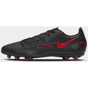 Nike Phantom Gt Club Fg Football Boots Black/chilered 394369 7 201353, Black/ChileRed