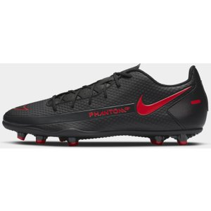 Nike Phantom Gt Club Fg Football Boots Black/chilered 394369 11 201353, Black/ChileRed