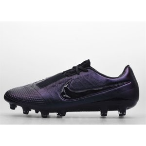 Nike Phantom Venom Elite Ag Mens Football Boots Black/black 333621 7h 201123, Black/Black