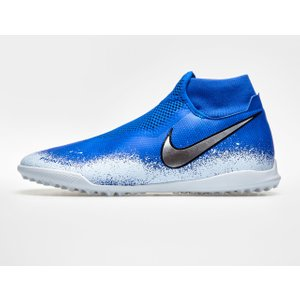 Nike Phantom Vision Academy D-fit Tf Football Trainers Racer Blue 65400 11 Ao3269 410, Racer Blue