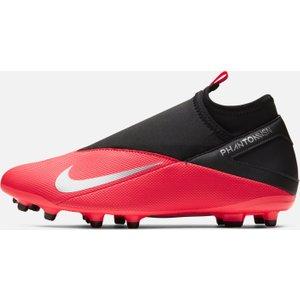 Nike Phantom Vision Club Df Mens Fg Football Boots Crimson/black 331642 12 201314, Crimson/Black