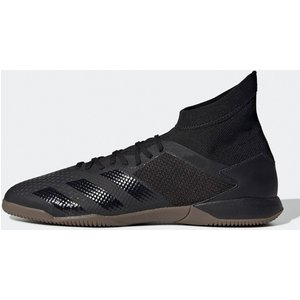 Adidas Predator 20.3 Indoor Football Boots Mens Black/grey 426049 12 263102, Black/Grey