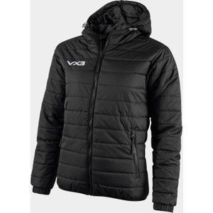Vx 3 Pro Ladies Full Zip Quilted Jacket Black 92344 16 340441, Black