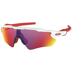 Oakley Radar Ev Path Sunglasses Polished White 63135 Ones Oo9208 05, Polished White