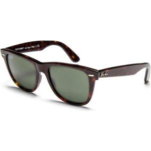 Ray-ban 2140 902 54 Wayfarer Sunglasses Tortoiseshell 37262 Ones Rb2140 902 54, Tortoiseshell