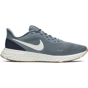 Nike Revolution 5 Mens Running Shoe Blue/grey 390626 7h 121423, Blue/Grey