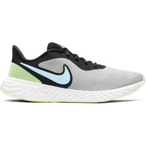 Nike Revolution 5 Womens Running Shoe Grey/iceblue 390676 6 271160, Grey/IceBlue