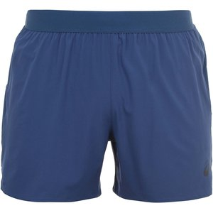 Asics Road 5inch Shorts Mens Blue 395502 S 453199, Blue